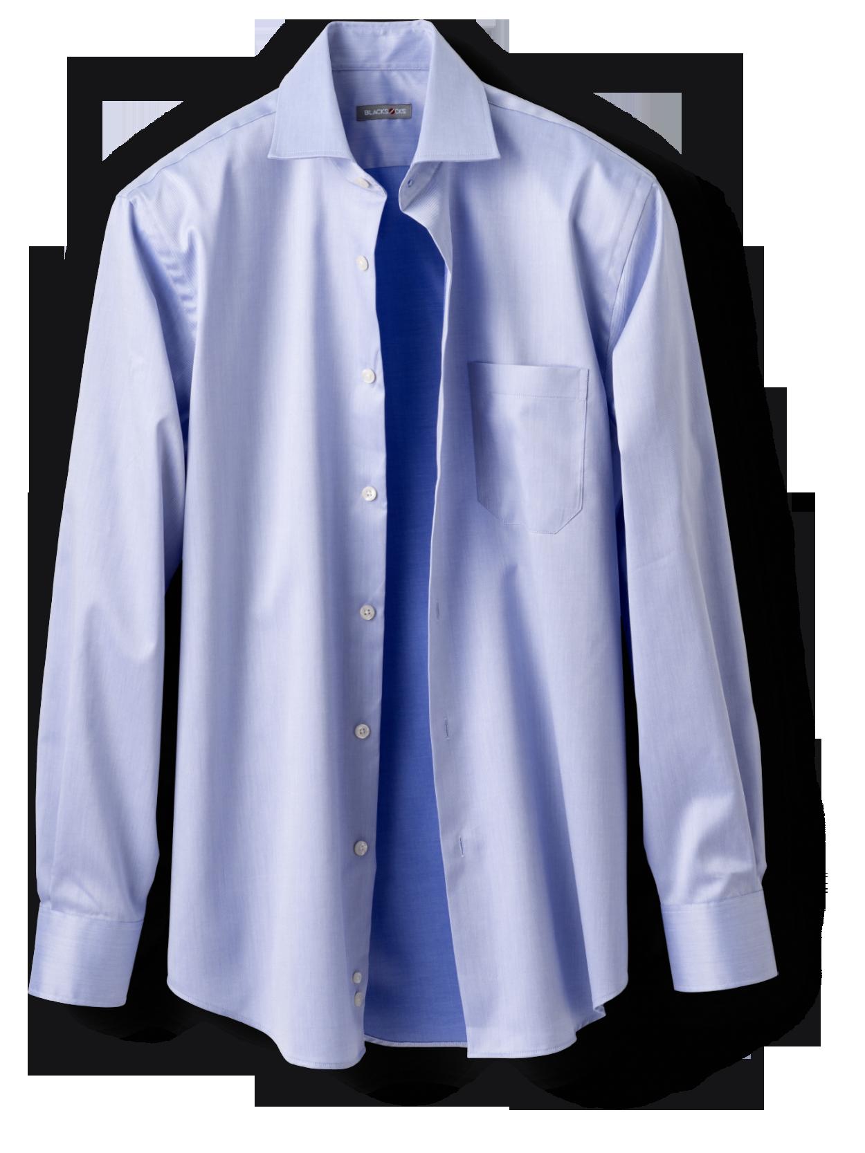 Bastienne Shirt In Blue An Elegant Must Have Blacksocks