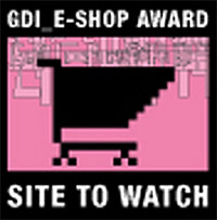 Finalist of the GDI E-shop Award