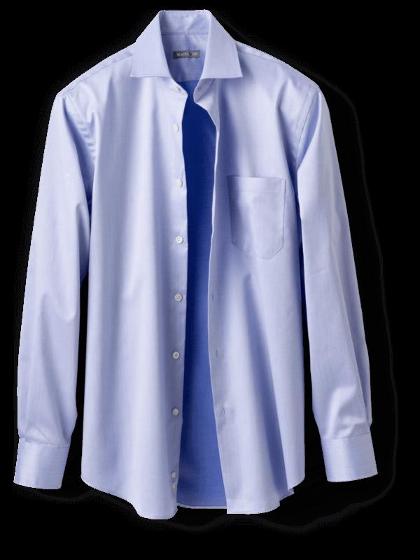 quality design c2639 c6b35 Hemd Bastienne in Blau: Ein edles Must-have