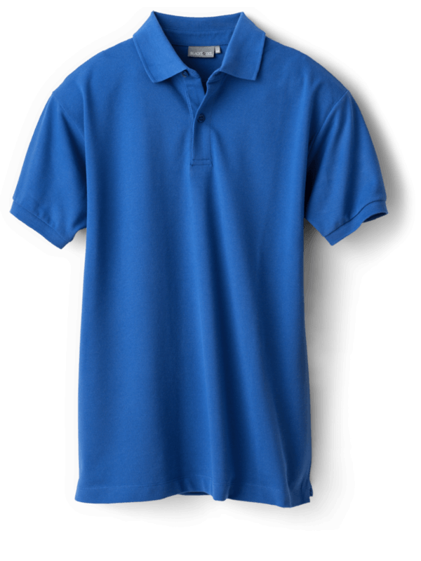 Pierrette polo shirt for an elegantly athletic look for Union made polo shirts