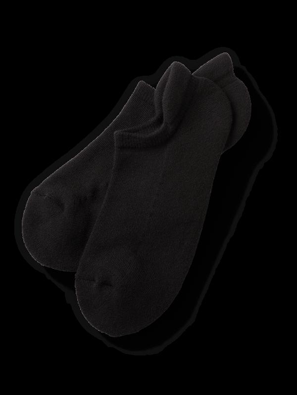 am besten kaufen schön und charmant laest technology Shorty Sneaker Socken in Schwarz: Für die Freizeit