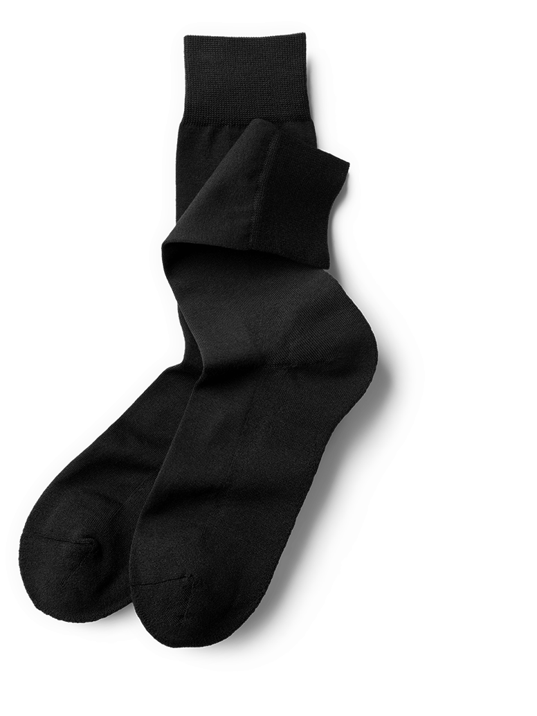 6a80e5db7 Urban Comfort in Black: Fairtrade Organic Cotton | BLACKSOCKS